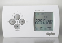 TIME CLOCK -7 DAY 2 CHANNEL EASYSTAT, WIRELESS 2 CHANNEL THERMOSTAT & TIMER