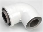 Ideal Independent 90° Flue Elbow 203130