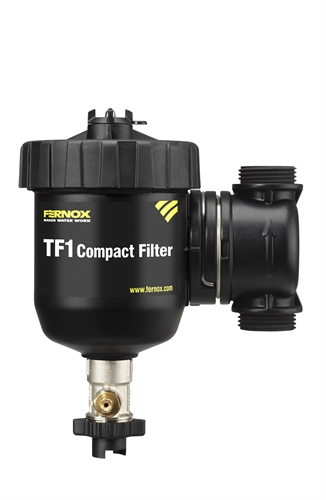 Fernox 22mm Compact Total Filter TF1 Magnetic Filter