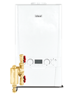 Ideal Logic Max C24 Combi c/w Ideal System Filter 10 Year Warranty
