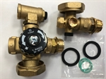 Polypipe Replacement Mixing Valve for PB970035 Brass Pump Pack - PB970039