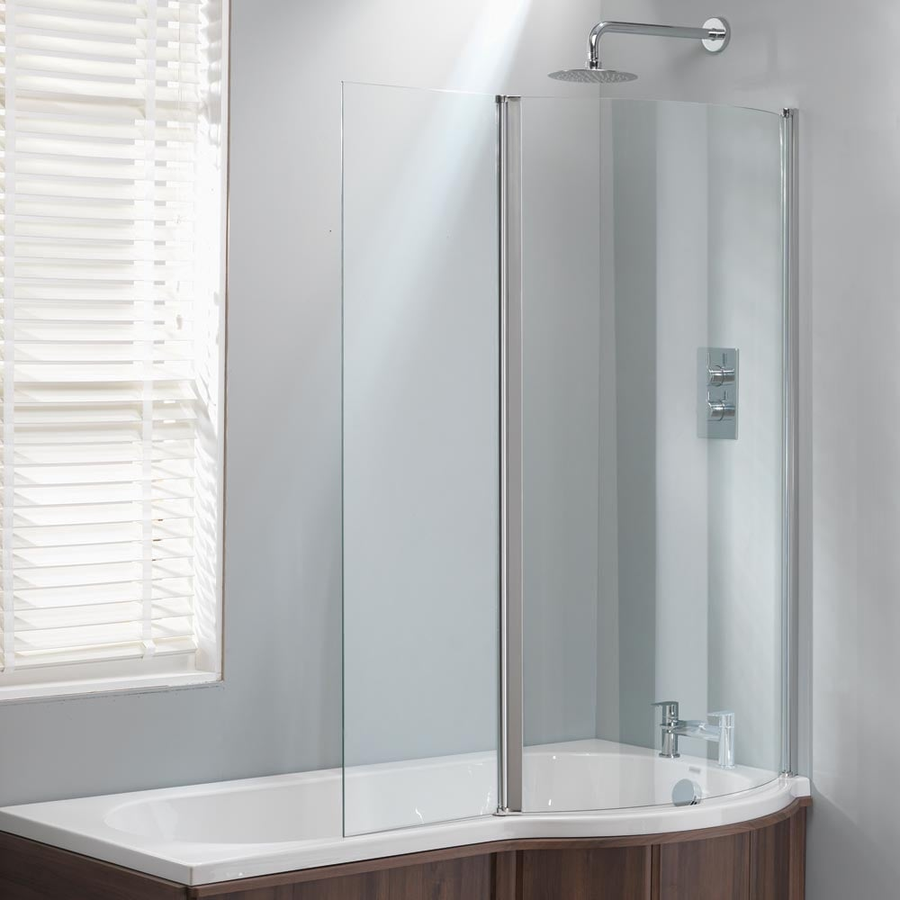 California Double Shower Bath Screen Only