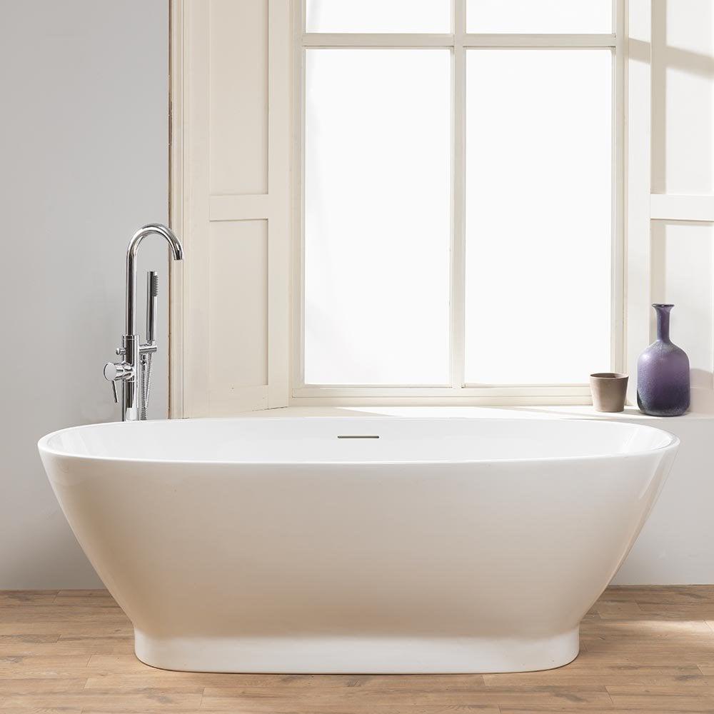 Rimini Freestanding Bath 1700 X 750mm