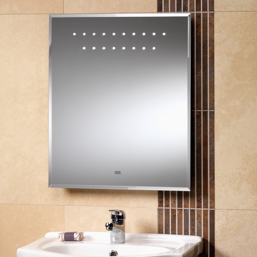 Amazon Mirror With Led Lights 500 X 600mm
