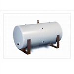Telford Tempest 125Litre Horizontal Indirect Unvented Stainless Steel Cylinder