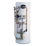 Telford Tempest 125Litre Indirect Pre-Plumb Unvented Stainless Steel Cylinder