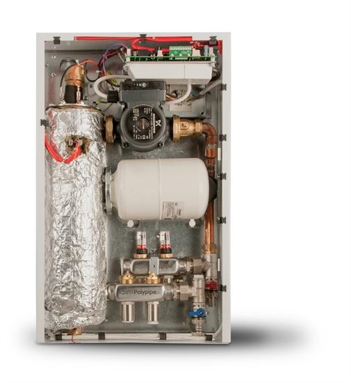 Polypipe | Single Zone Electric Boiler | Underfloor Heating