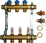 Polypipe 18mm Compression Manifold - 2 Port  PB08351