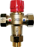 Polypipe UFCH Mixing Valve 22mm  PB219058
