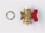 Polypipe Manifold End Set (Pair)  PB127ES