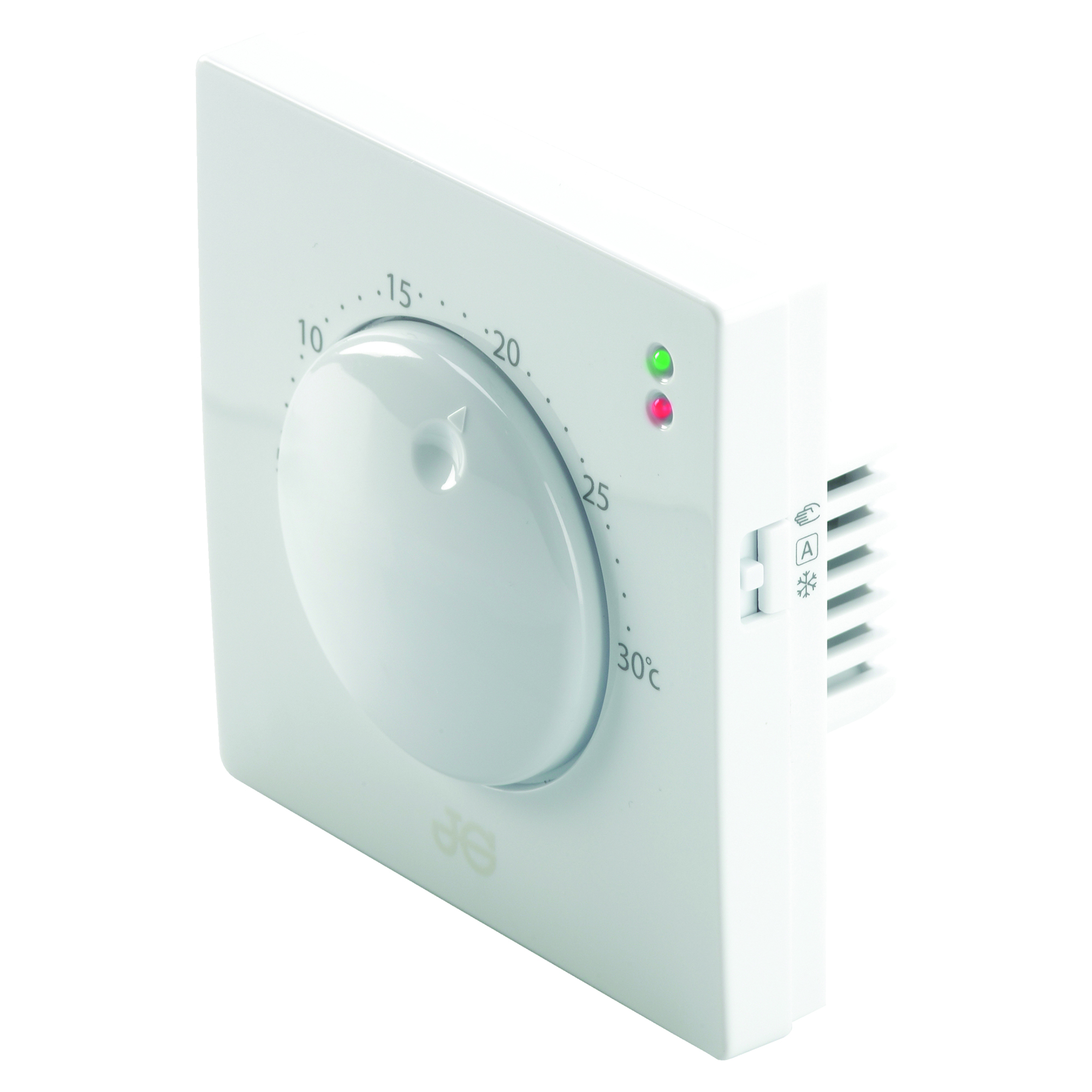 JG Aura | 230v Dial Thermostat | JGSTAT1