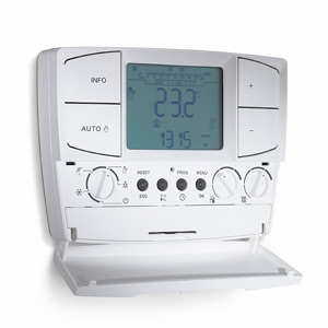 "Alpha boiler ""easy-stat"" programmable wireless thermostat and."
