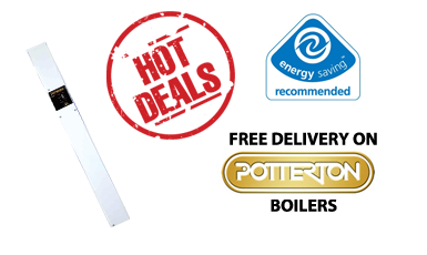 Potterton Gold ElectricBoilers