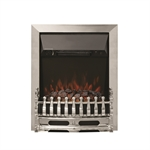 Be Modern Bayden Classic Inset Electric Fire Manual Control Chrome-01947X19488
