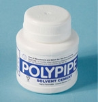 Polypipe Solvent cement & Ancillaries