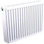 Eco Rad Compact Radiator 600mm X 1400mm Single Convector