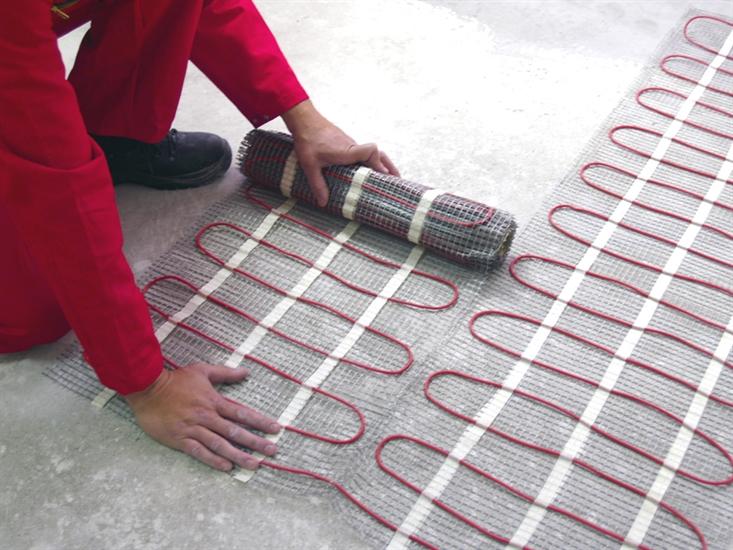 Underfloor Electric Heating