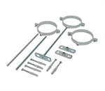 Vaillant Adjustable Flue Support Clips X 3