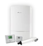 Worcester Greenstar Combination Boiler 29CDi Classic ERP Pack - Inc Boiler + Horizontal Flue Kit + Comfort I RF Wireless Programmer