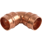 15mm Integral Solder Ring Fittings Equal Tee