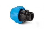 Polyfast 20mm X 12 Male Adaptor 40420