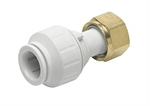 Speedfit 15mm X 12 Straight Tap Connector Brass PEMSTC1514