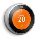 10 x NEST THERMOSTAT AND STANDS