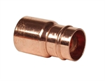 22mm x 15mm Integral Solder Ring Fittings - Fitting Reducer