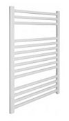 Revive Towel Rail 400 x 800 White Flat